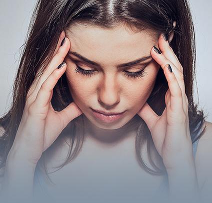 חרדות, בעיות שינה ולחץ דם גבוה